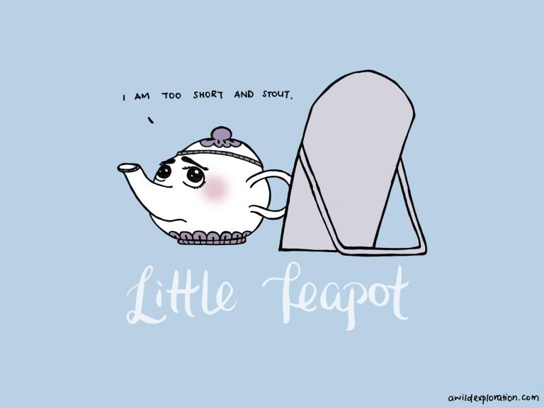 27_Little Teapot