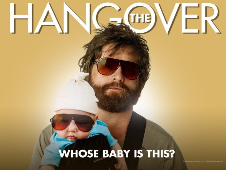 The Hangover, Whose baby is this? Baby Carlos