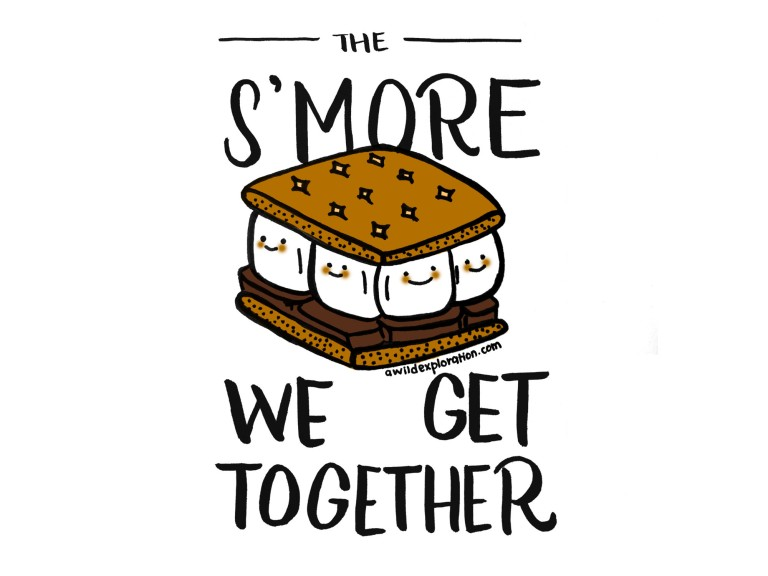 The Smores We Get Together
